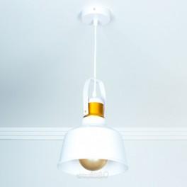 Candeeiro suspenso para lâmpada LED E27 ASPW D230mm