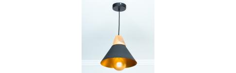 CANDEEIROS TETO (lâmpada não incluida)