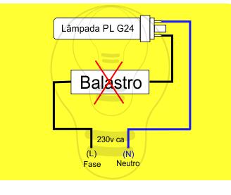 esquema-montagem-PL-G24-LED
