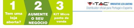 O que é o KIT micro ponto de venda?